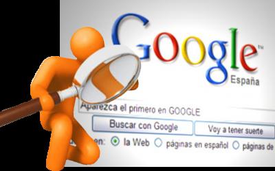 Posiciona tu empresa en los primeros lugares de Google  SEO