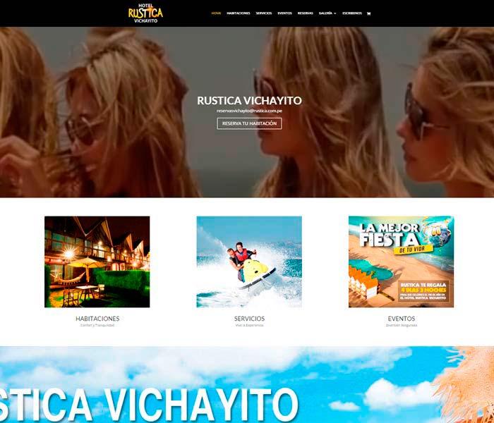 Rustica Vichayito