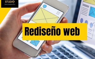 5 Razones para tener en cuenta al  Rediseñar tu web